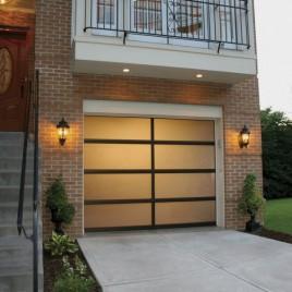 Interior Garage Door Lighting Ideas