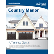 Country Manor Brochure