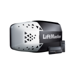 LiftMaster 8010 DC Chain/Cable Drive Garage Door Opener