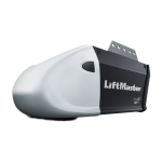 LiftMaster 8155W ½ HP AC Belt Drive Wi-Fi Garage Door Opener