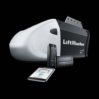 LiftMaster 8164W 12 HP AC Chain Drive Wi-Fi Garage Door Opener