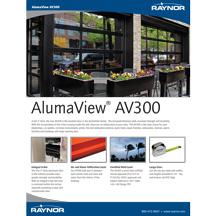 AlumaView AV300 Cover
