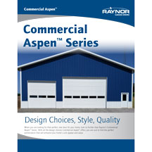 Commercial Aspen Cover