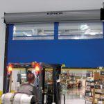 FabriCoil™ Traffic Doors