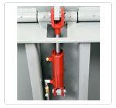 Fully hydraulic yieldable lip Cylinder