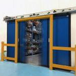 Turbo-Slide® High Performance Door