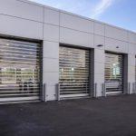 Rytec Spiral® FV® High Performance Door