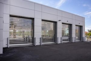 Rytec Spiral® FV® High Performance Door