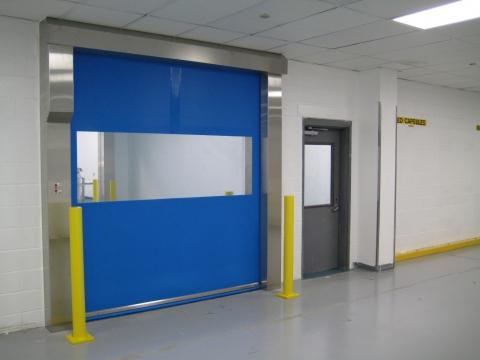 Rytec Pharma-Roll® High Performance Door
