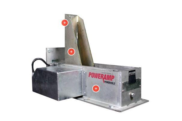 Poweramp PowerHold® Vehicle Restraint