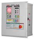 Poweramp PowerStop® Manual Vehicle Restraint Feature
