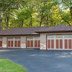 RockCreeke™ Carriage House Residential Garage Door