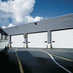 Raynor SteelForm™ S-24C Sectional Ribbed Doors