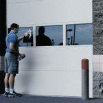 SteelForm™ S-16 Sectional Smooth Doors