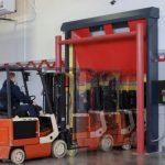 Rytec Turbo-Seal® SR High Performance Door