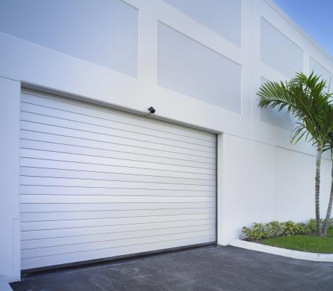 Rytec Spiral® LH®-HZ® High Performance Door