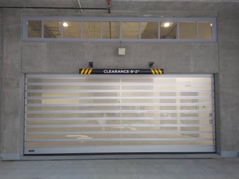 Rytec Spiral® VT High Performance Door