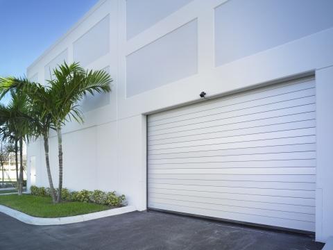 Rytec Spiral® HZ® High Performance Door