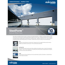 SteelForm Cover