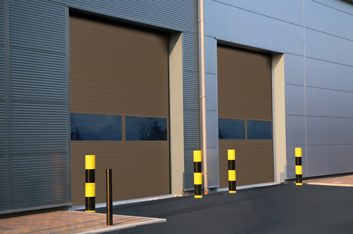 TC224 Thermal Sectional Doors