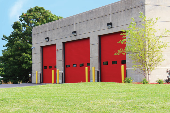 TC200 Thermal Sectional Doors