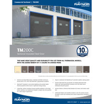 ThermaSeal® TM200C Cover