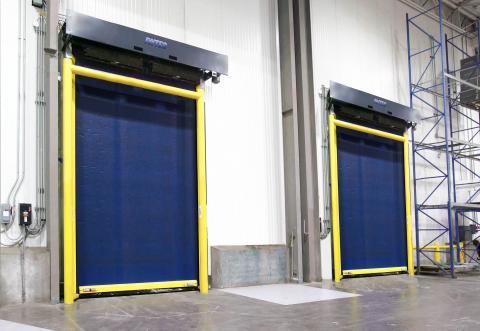 Rytec Turbo-Seal® Insulated Door