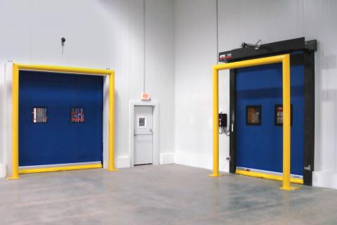 Turbo-Seal Doors