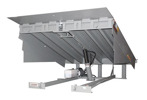 VH Hydraulic Dock Leveler