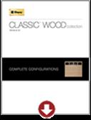 Classic Wood Brochure