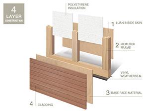 Cutaway Reserve Modern Wood