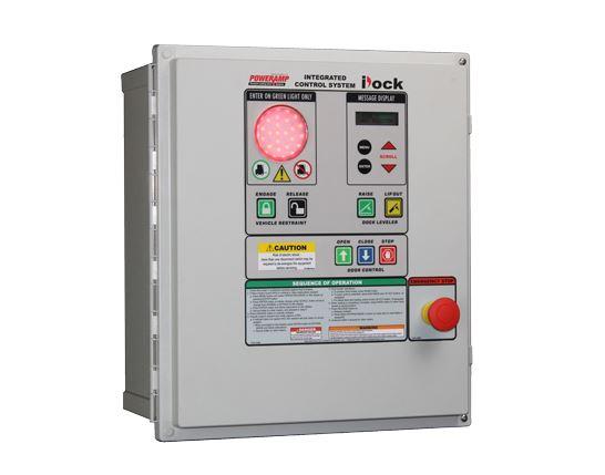 Poweamp iDock™ Controls
