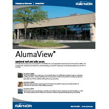 AlumaView Cover