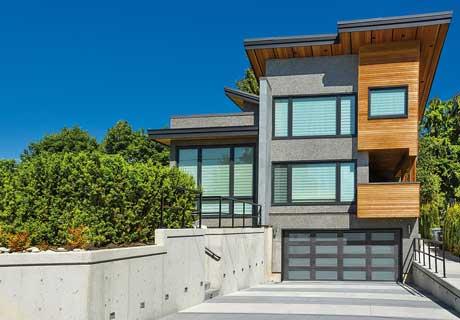 Slate Canyon Ridge Modern Normal