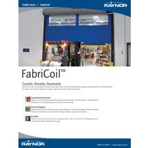 Traffic FabriCoil Cover