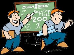 DuraServ Broke the $200 Million Sales Mark last August 27th