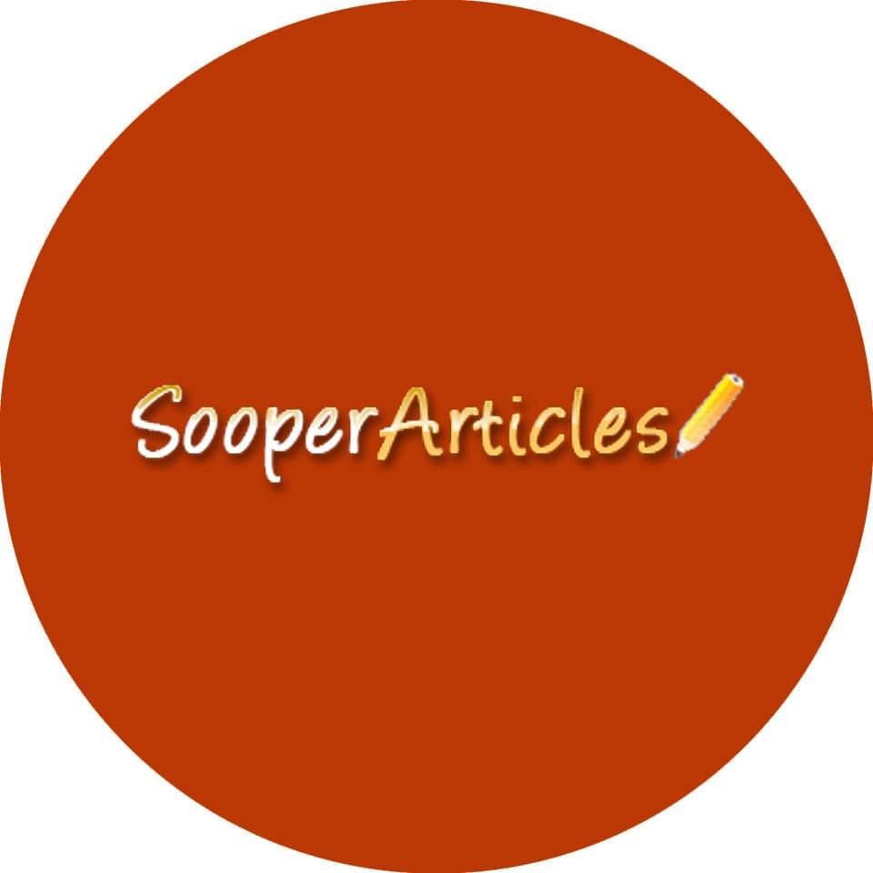 Sooper Articles Logo