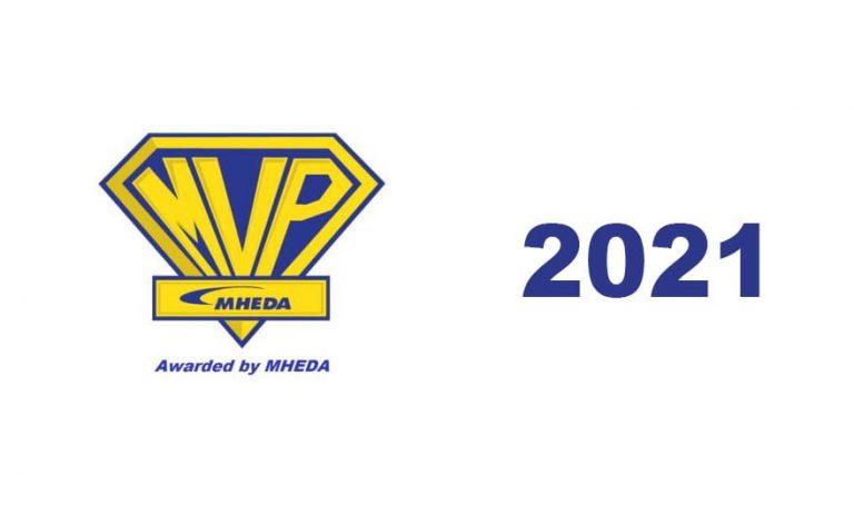 DuraServ Receives MHEDA Award – Most Valuable Partner for 2021